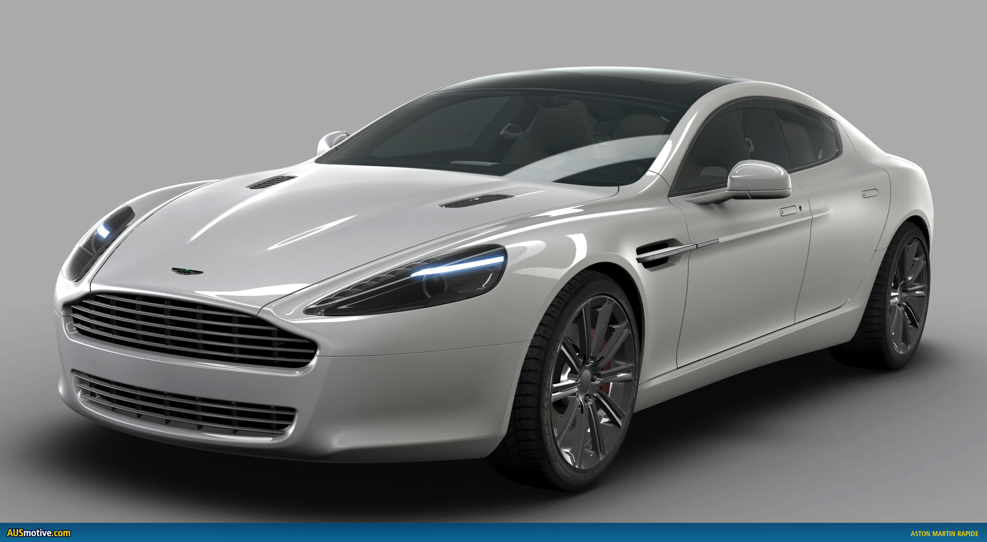 aston martin rapide official renderings