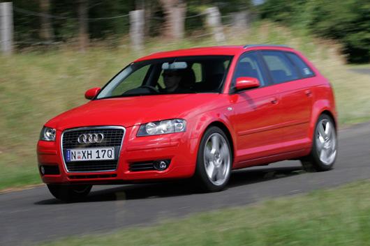 AUSmotivecom  Drive Thru Audi A3 Sportback 20 TDI Ambition