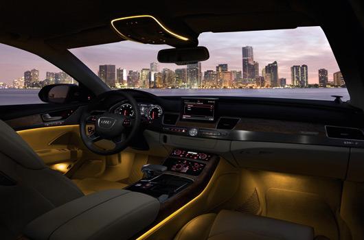 Audi's new A8
