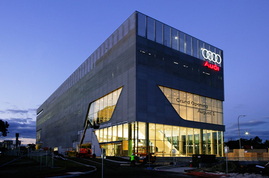 Audi Lighthouse, Sydney, Australia