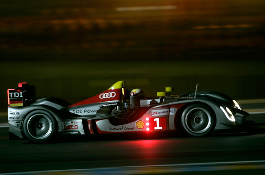 Audi R15 TDI - 24 Hours of Le Mans 2009