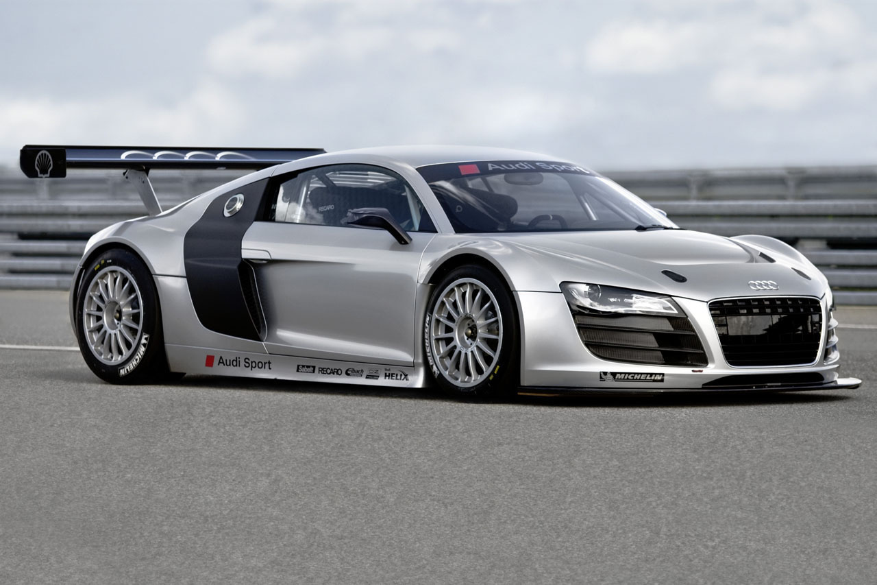 Ausmotive Com 187 Audi R8 Gt3 Purpose Built Customer Racecar