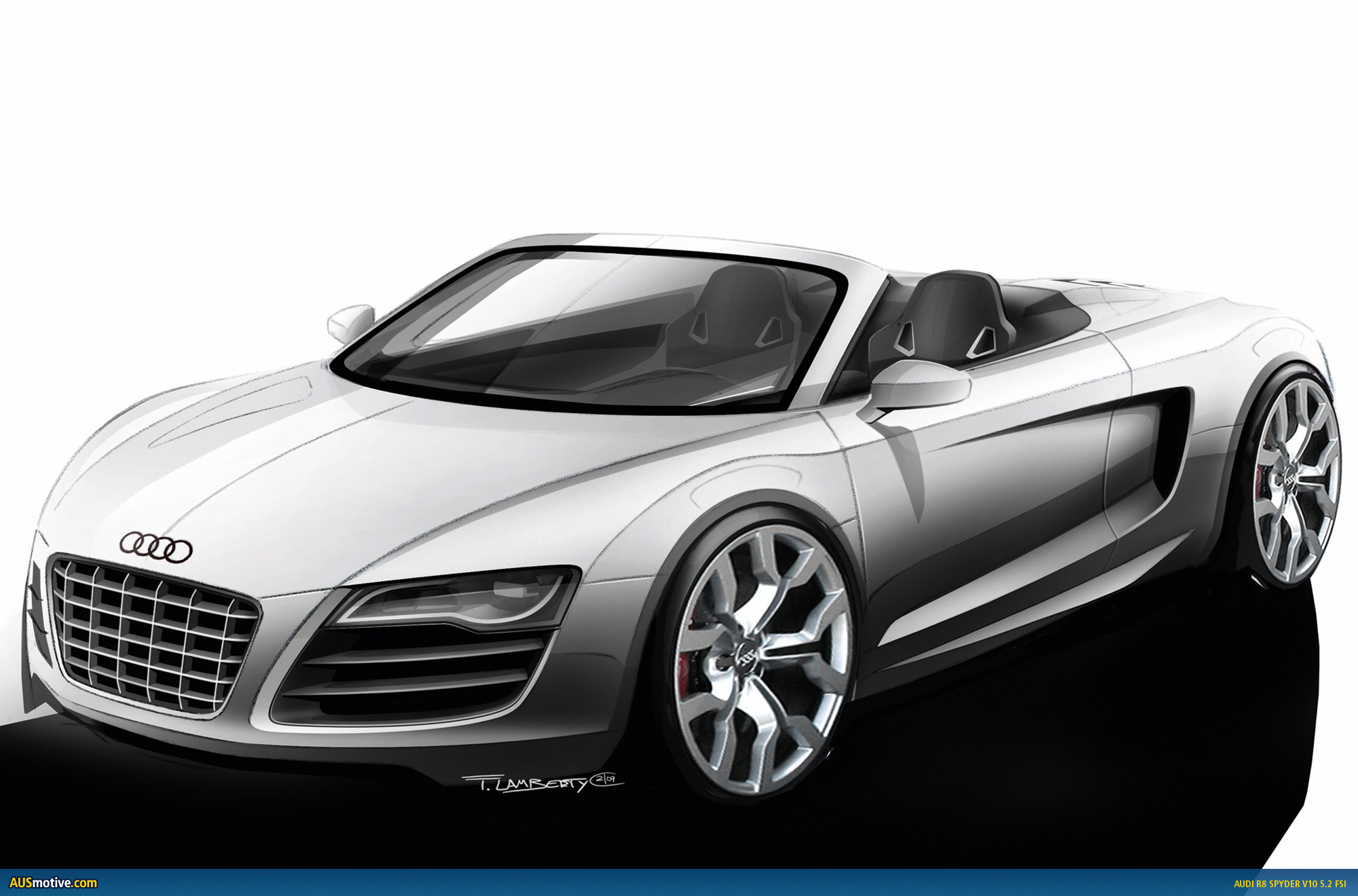 frankfurt audi r8 spyder. Black Bedroom Furniture Sets. Home Design Ideas