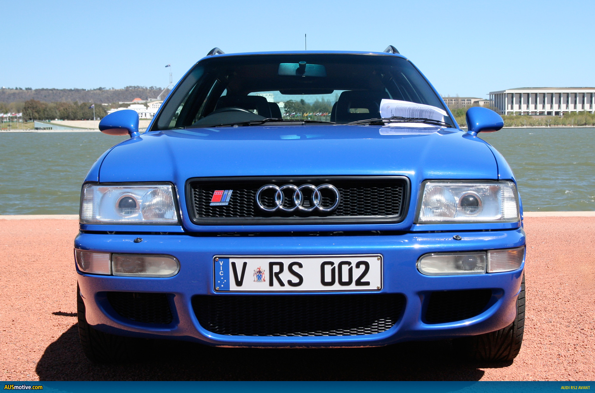 Ausmotive Com 187 Past Master Audi Rs2