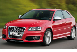 MY09 Audi S3