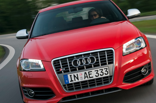 2009 Audi S3 coupe