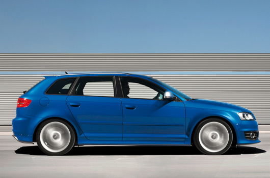 2009 Audi S3 Sportback