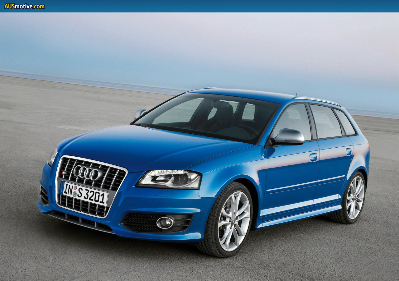 Ausmotive Com 187 2009 Audi A3 Range Revealed Including S3