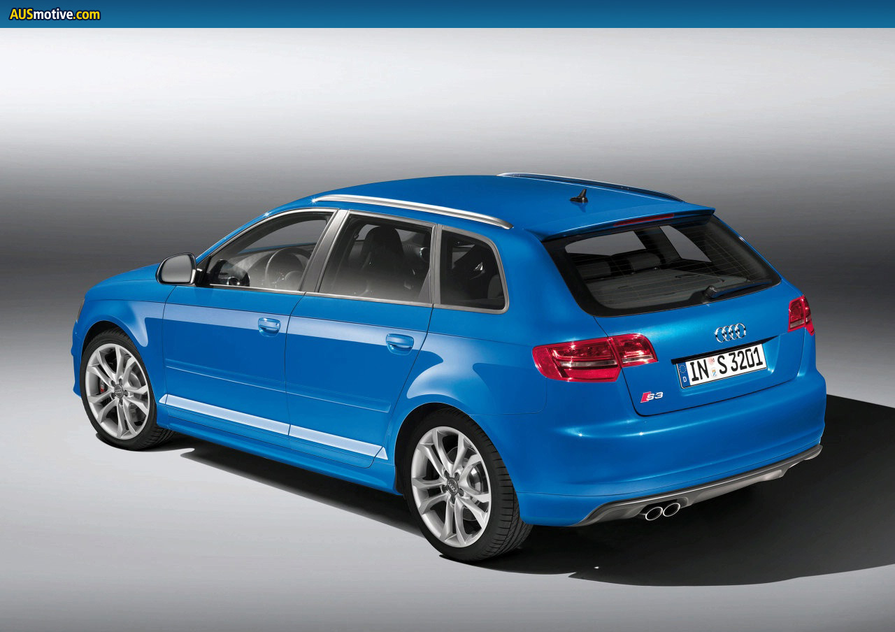 2009 audi a3 range revealed including s3. Black Bedroom Furniture Sets. Home Design Ideas