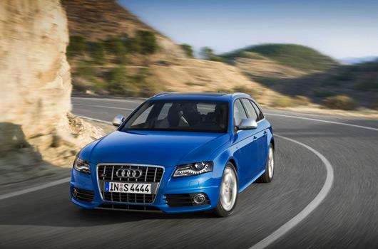 All new Audi S4