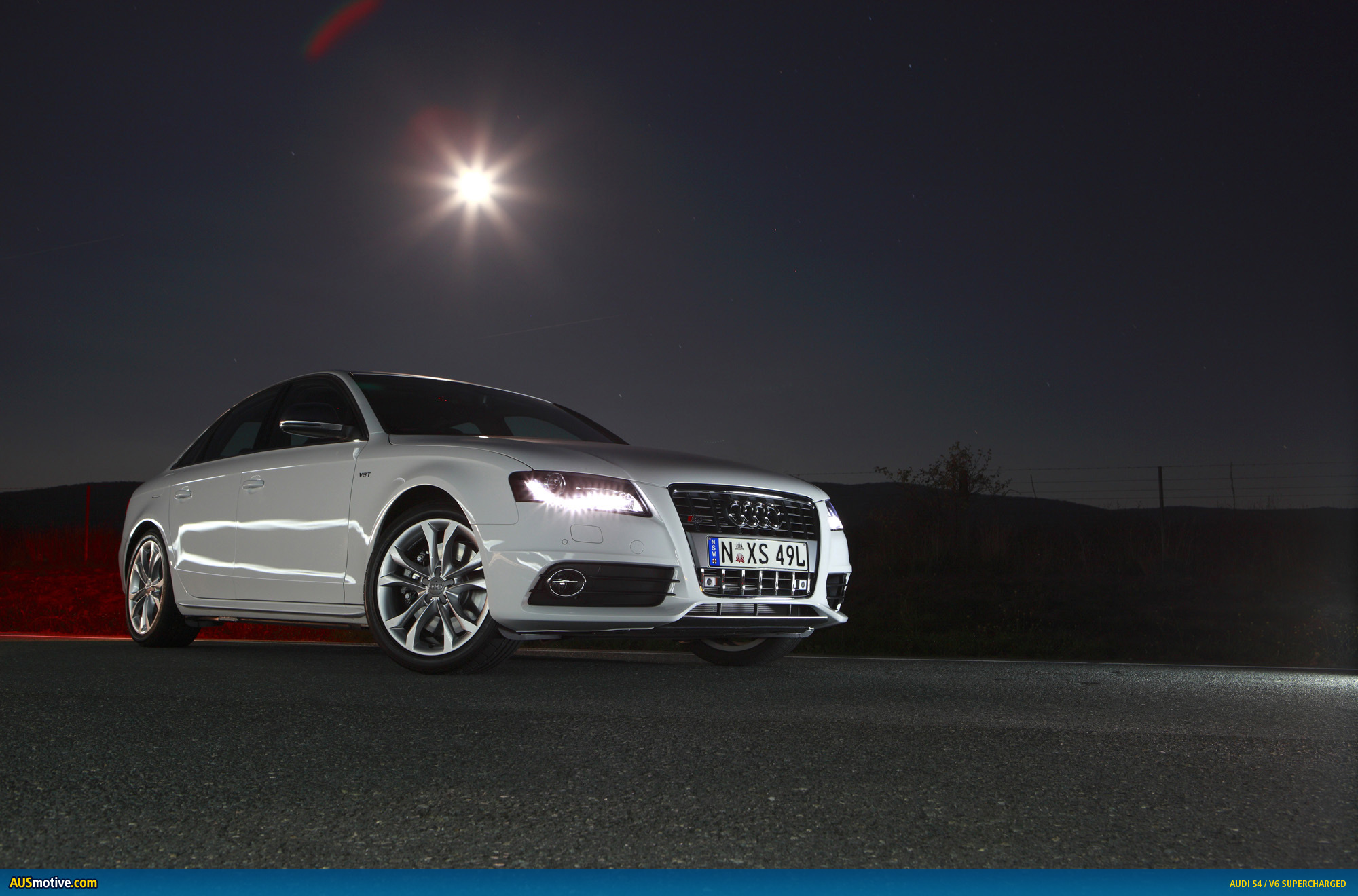 Ausmotive Com 187 Audi S4 Charges Down Under