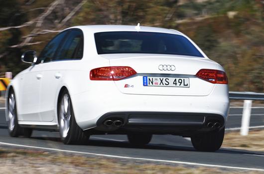 Audi S4 - V6 Supercharged