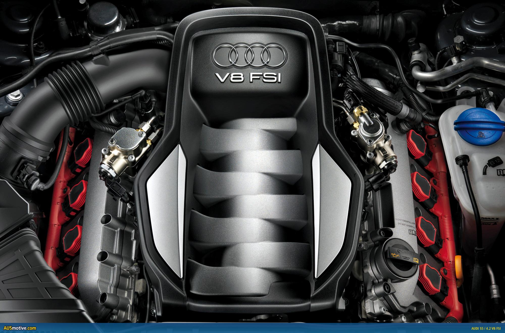 Audi S5 4.2 V8 FSI