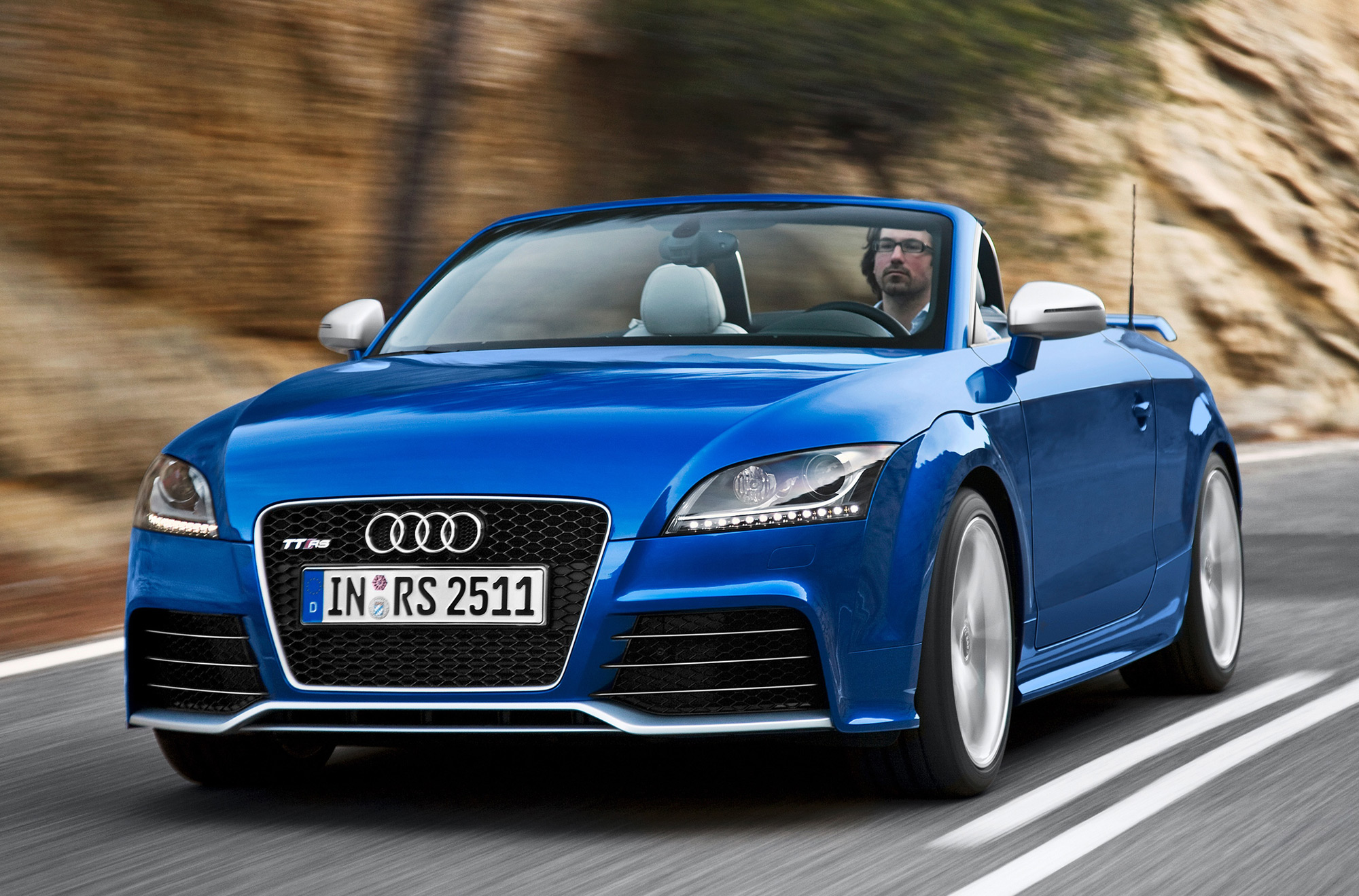 AUSmotive.com » Geneva 2009 - Audi TT RS (due in Australia ...