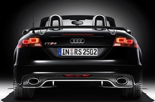 2009 Audi TT RS