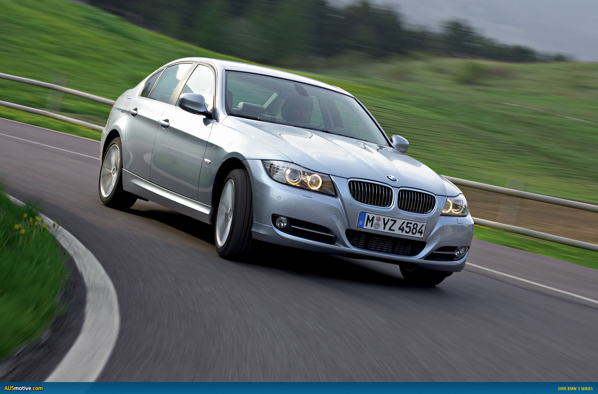 Ausmotive Com 187 2009 Bmw E90 3 Series