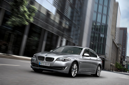 BMW 5 Series sedan