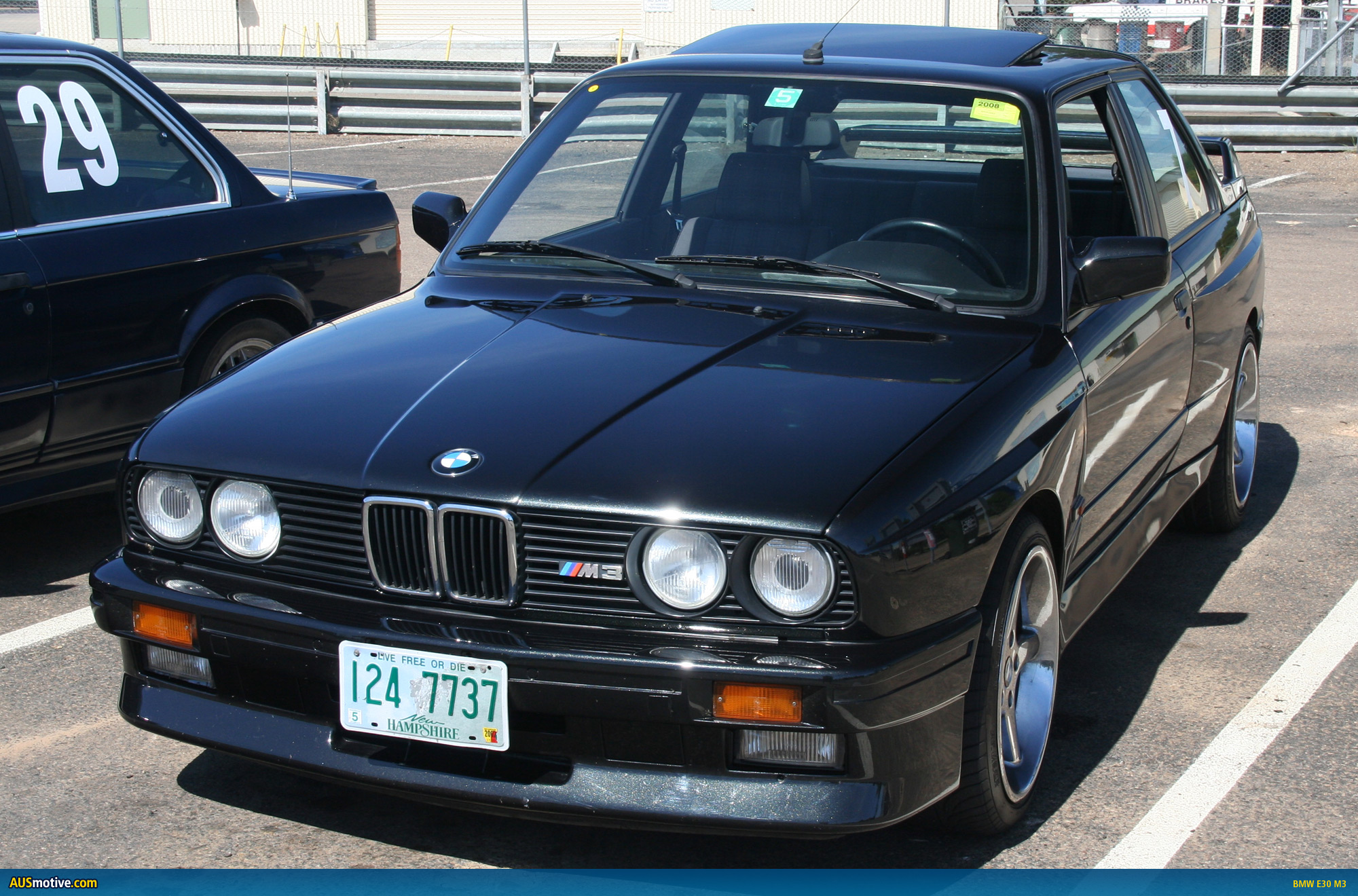 Ausmotive Com Past Master Bmw E30 M3