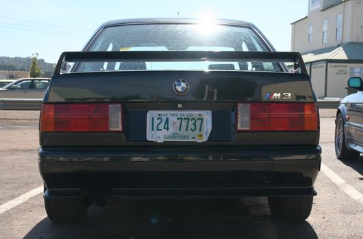 BMW E30 M3 - Wakefield Park, Goulburn, Australia