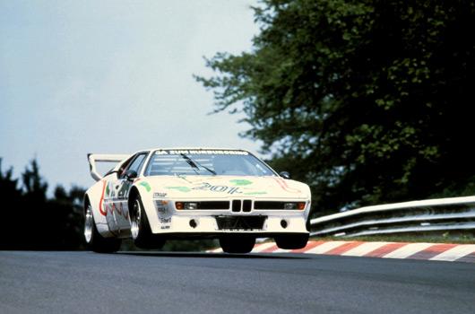 BMW M1 Procar series