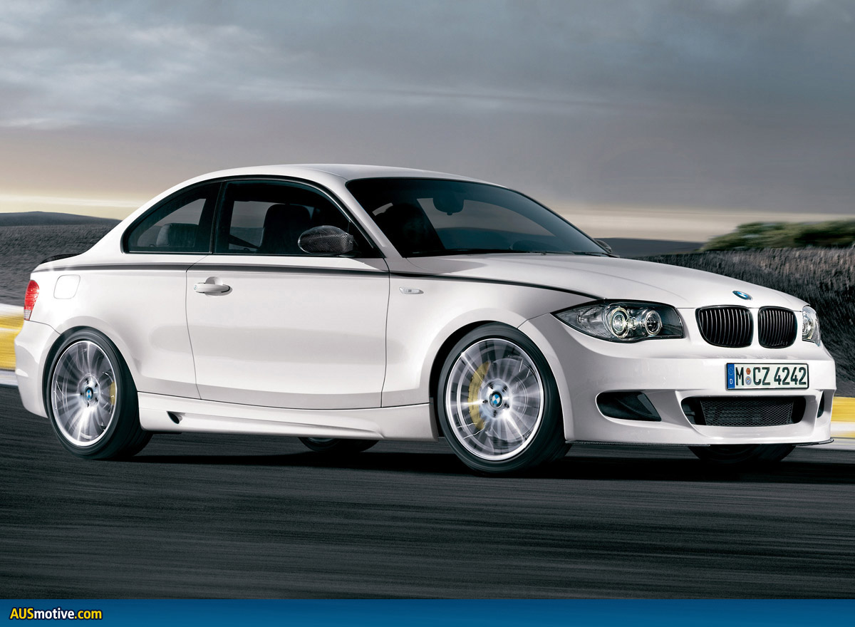 BMW Introduces New Performance