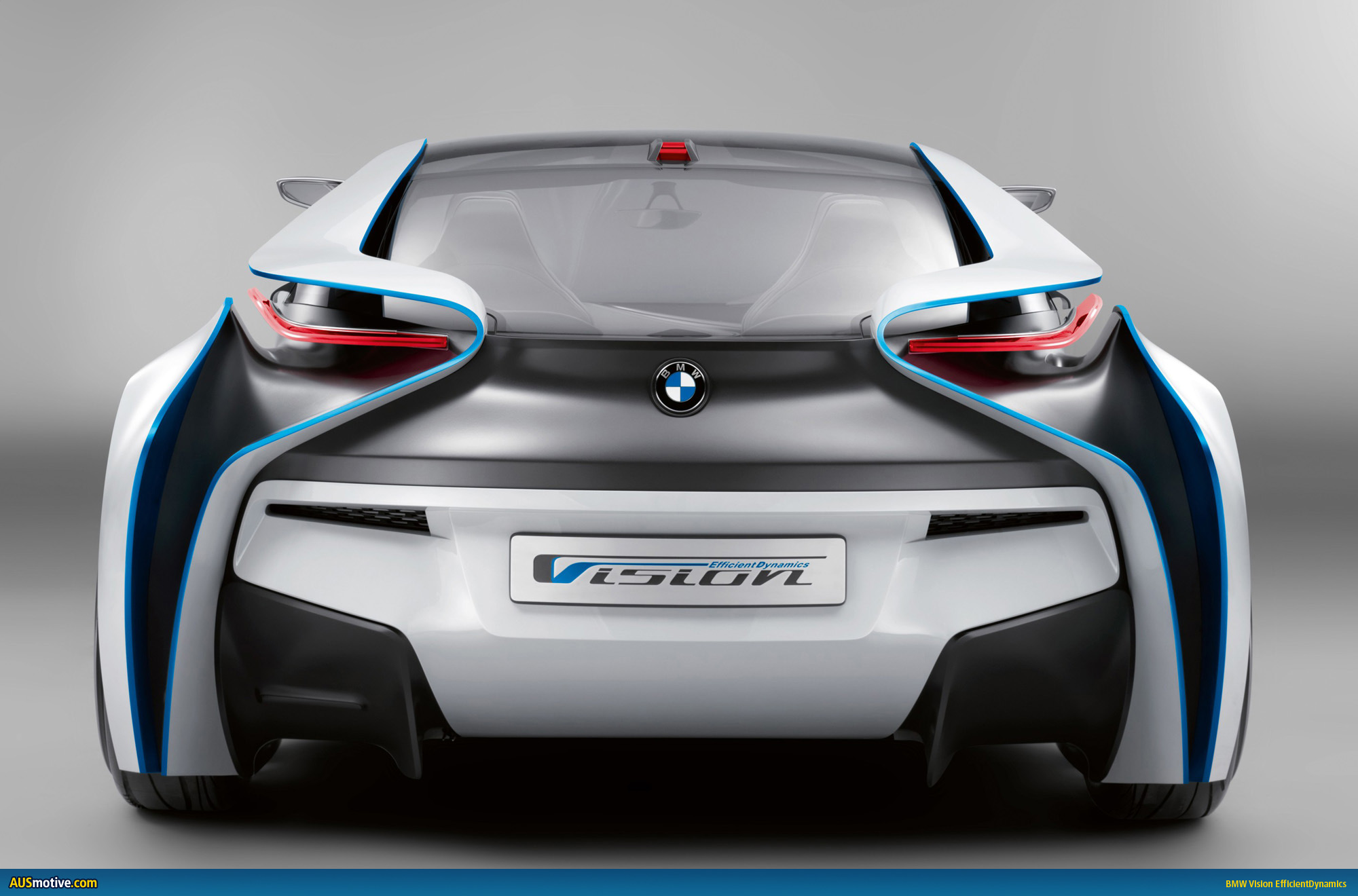 AUSmotive.com » BMW Vision EfficientDynamics – image gallery