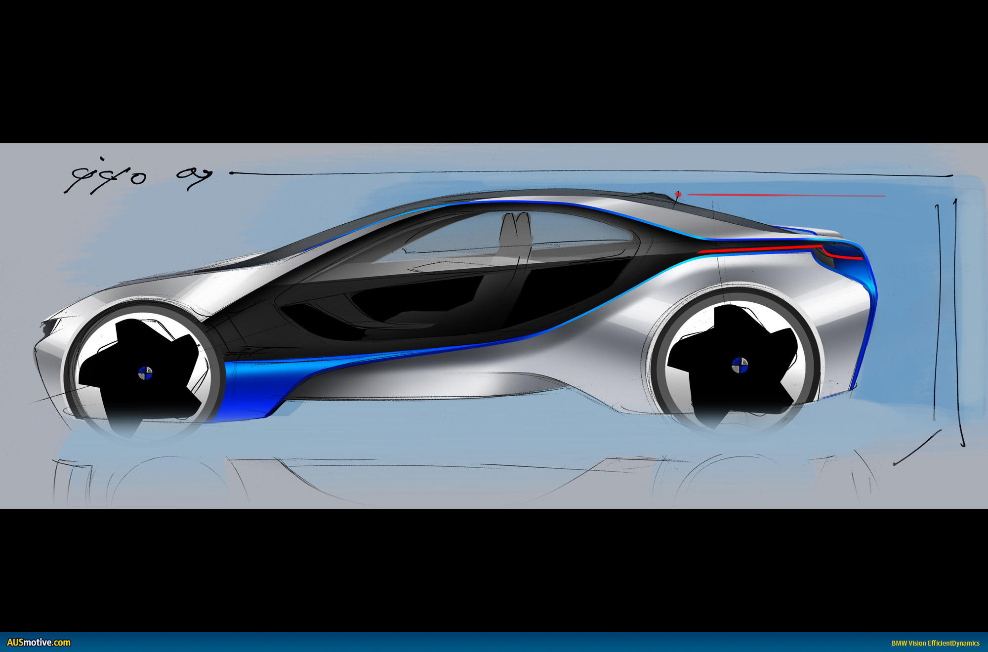 How much is the bmw vision efficientdynamics