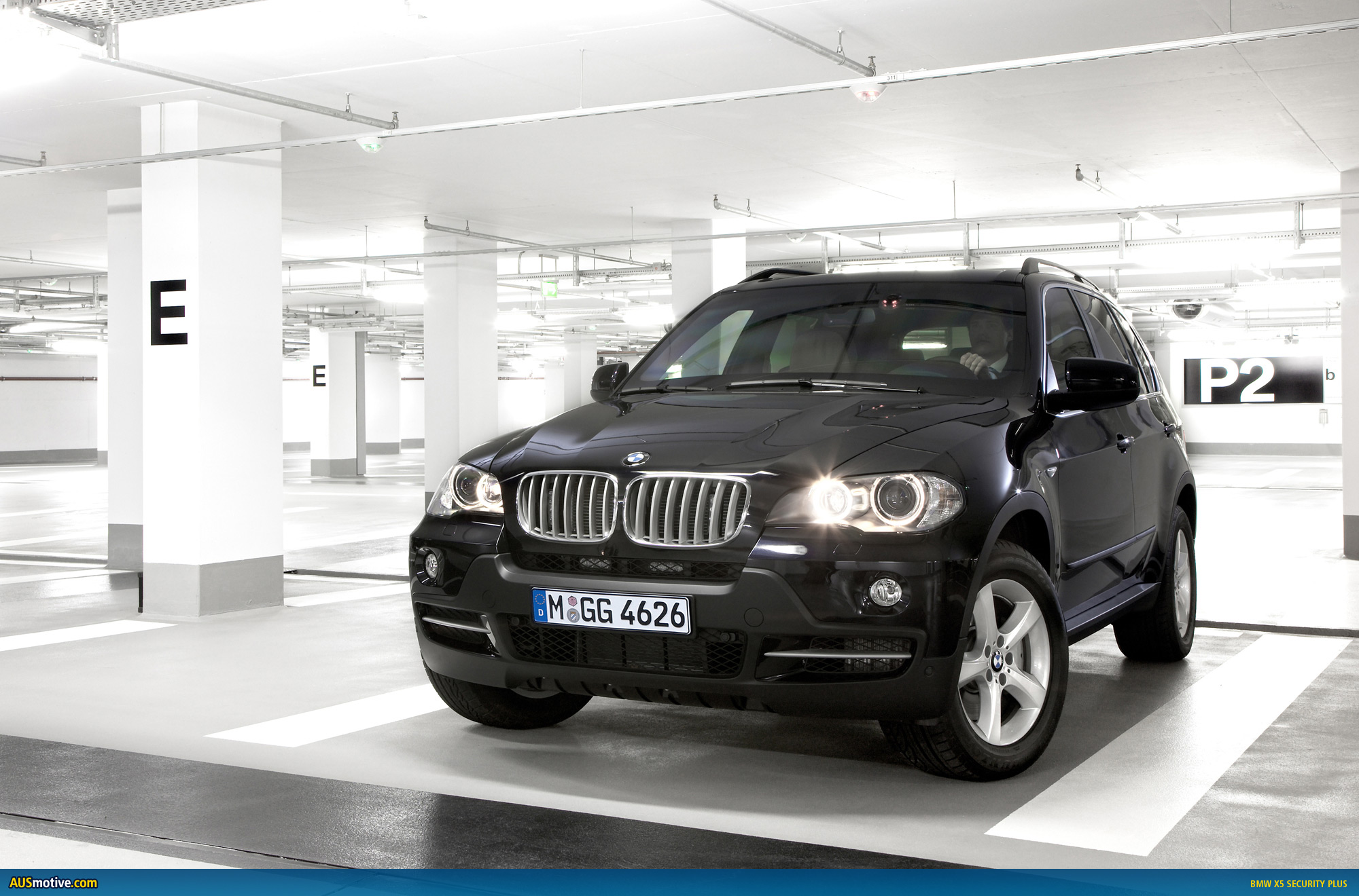 AUSmotive.com » BMW X5 Security Plus