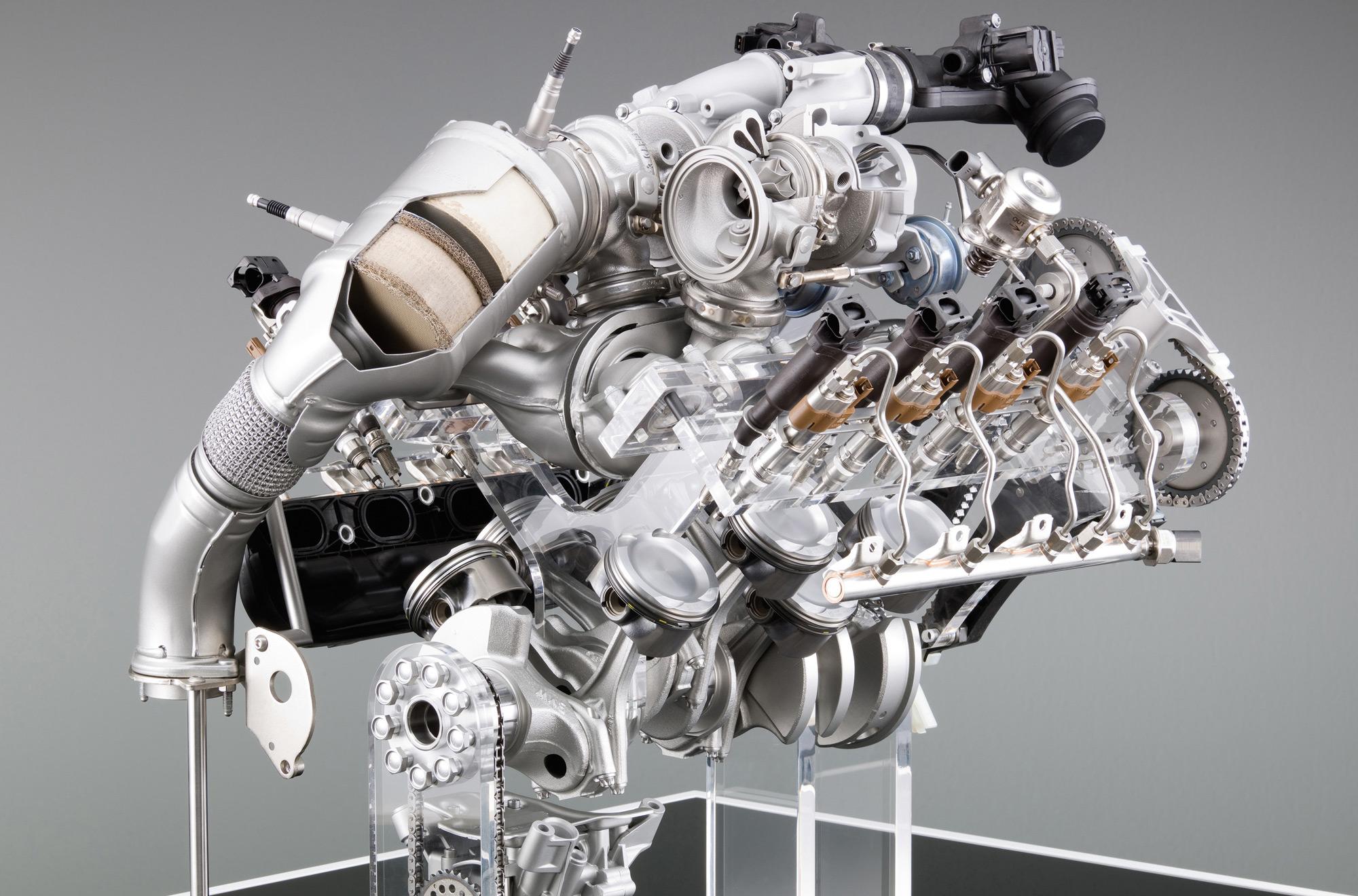 Bmw X M Engine