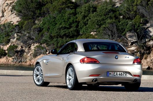 2009 BMW Z4 (E89)
