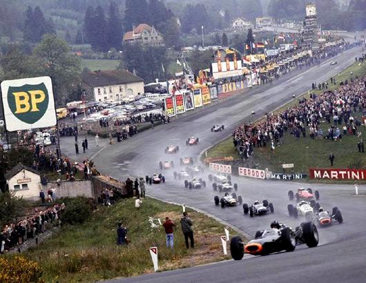 Belgian Grand Prix 1965