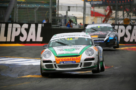 Australian Carrera Cup series cancelled 2009