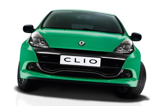 2009 Clio Renault Sport
