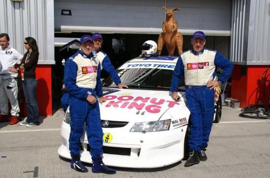 Mal Rose Racing at 2009 Dubai 24 hour race