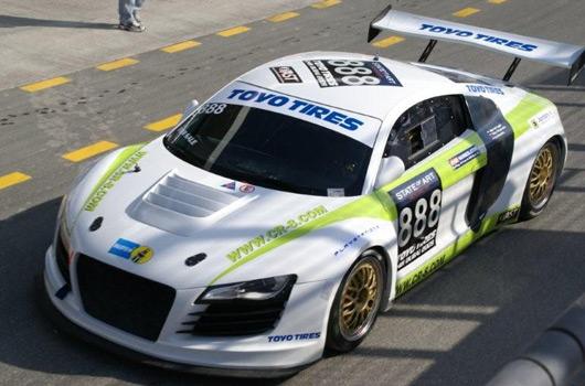 2009 Dubai 24 hour race