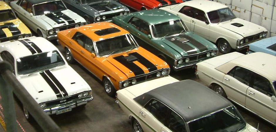 Ford Fairmont Gt Stash In South Africa