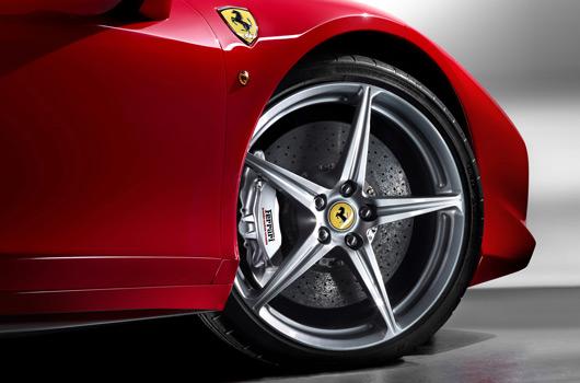 Ferrari 45 Italia