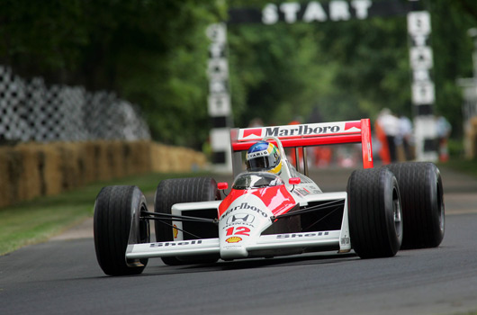 2009 Goodwood FoS preview
