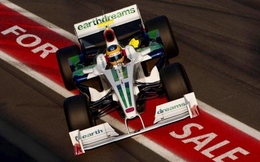 Honda Racing F1 Team still for sale