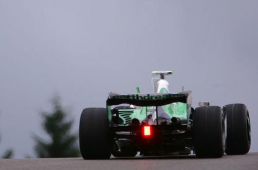 Honda quits F1