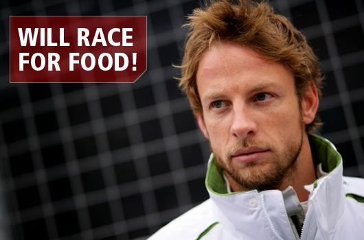 Honda quits F1 - Jenson Button