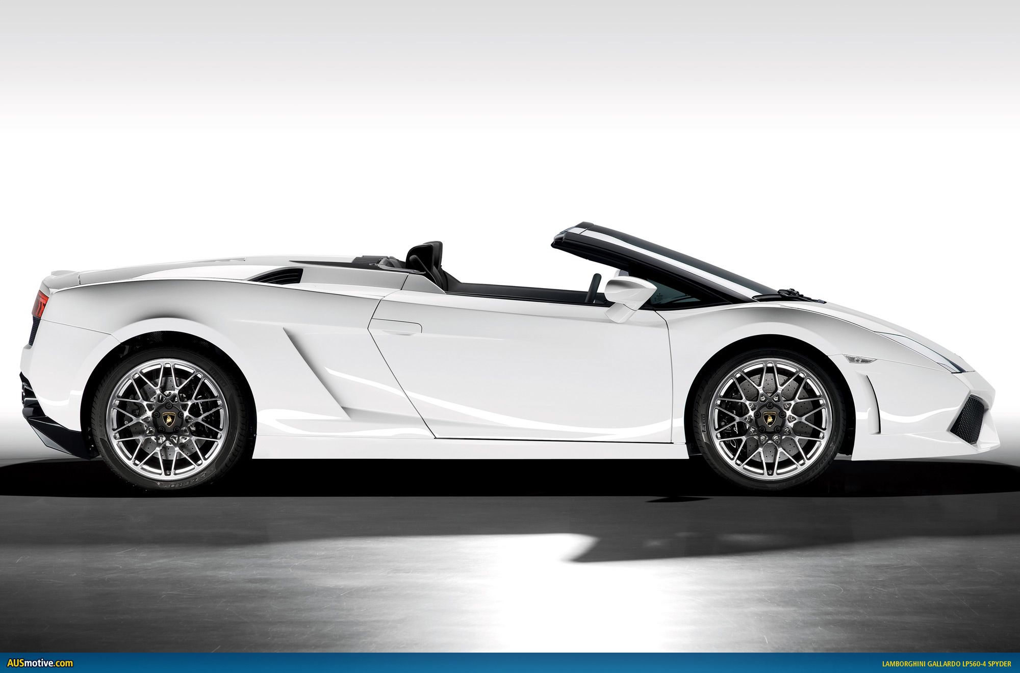 Gallardo LP560-4 Spyder.