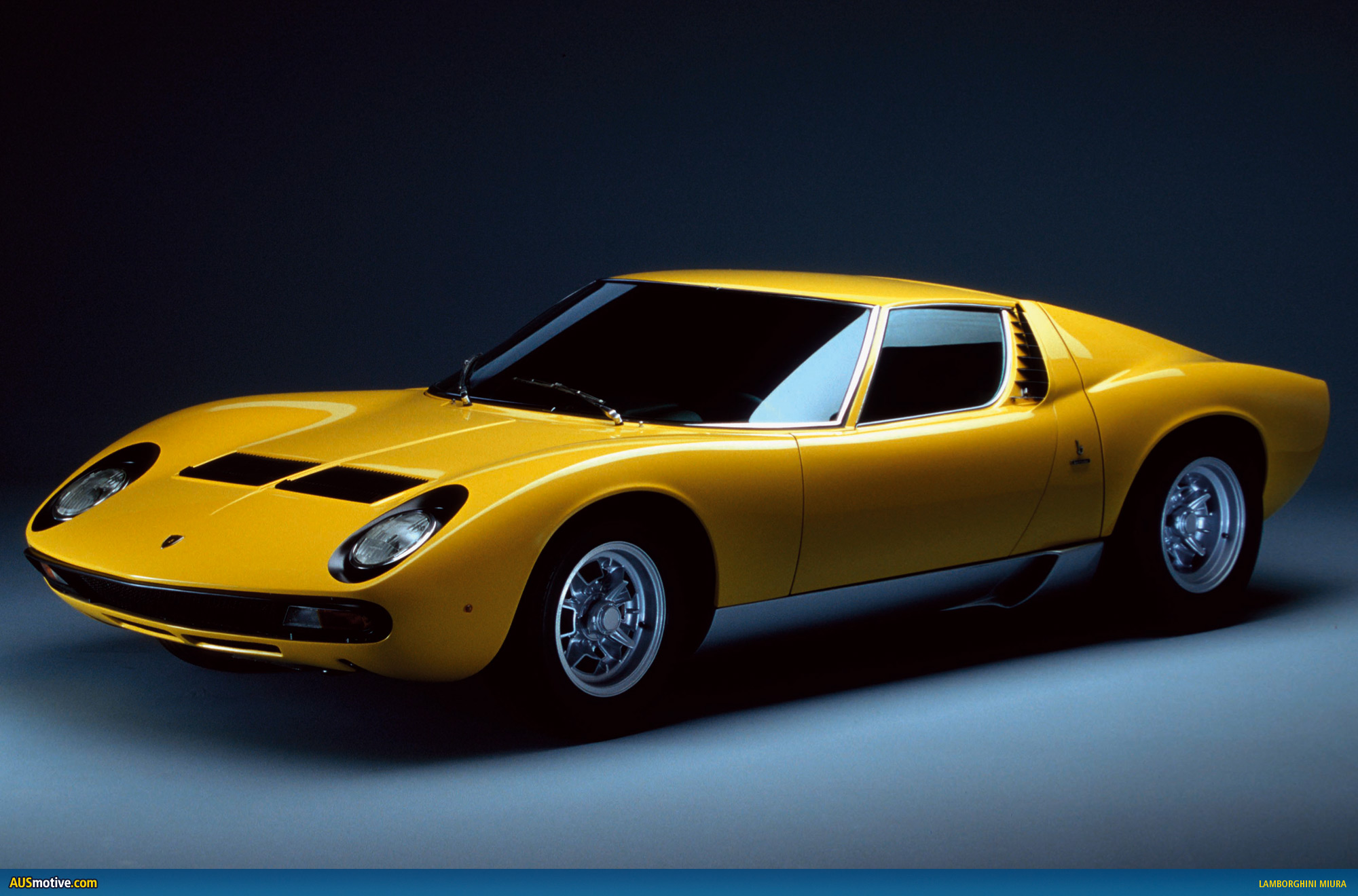 Ausmotive Com 187 Random Wallpapers Lamborghini Miura Sv