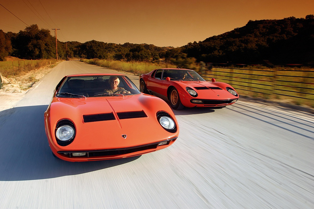 Ausmotive Com The Gospel According To Lamborghini Miura