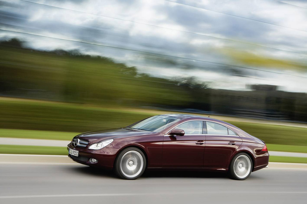 Australian Pricing For New Benz Cls Range