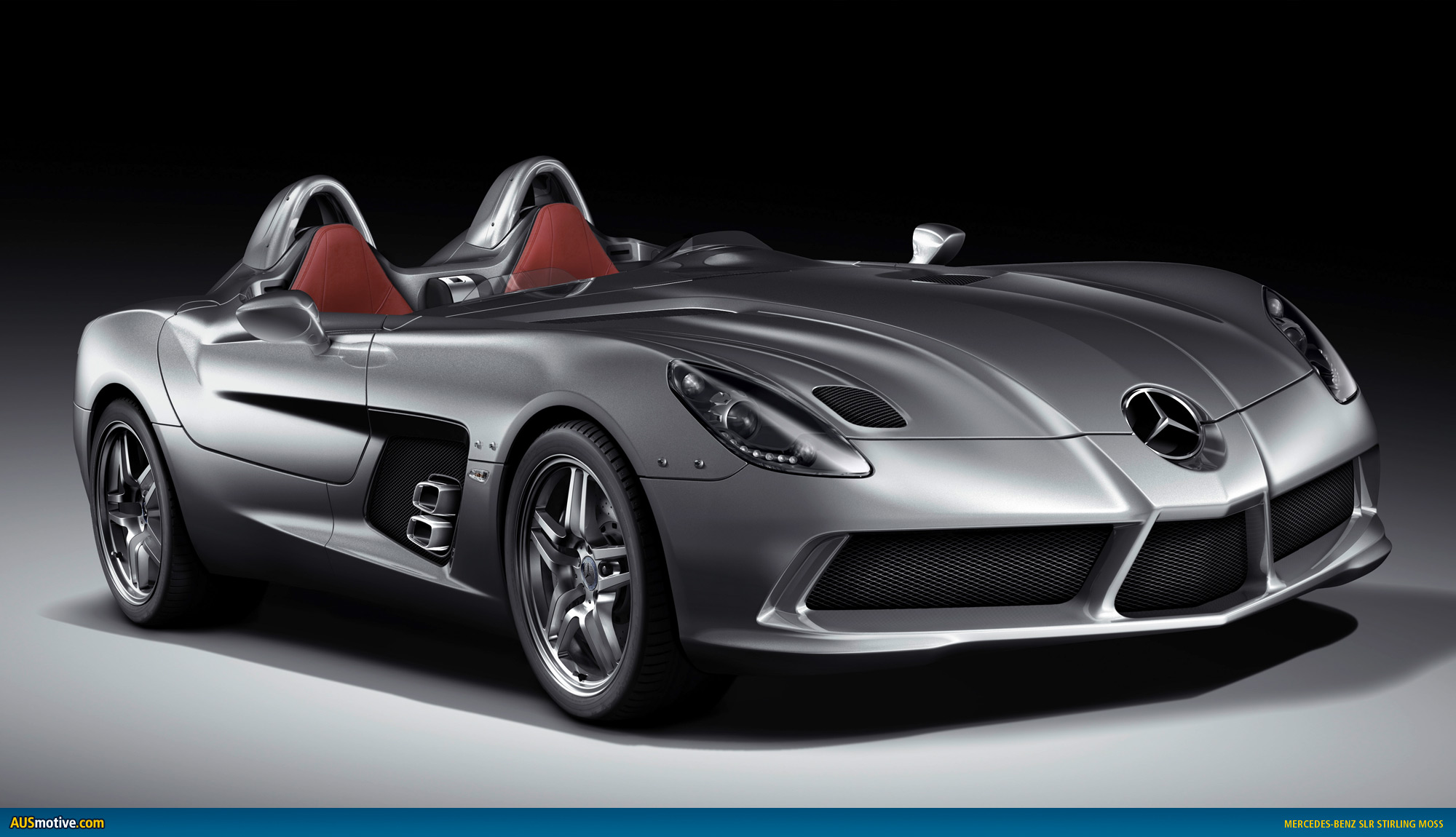 Mercedes benz slr stirling moss for Autos mercedes benz