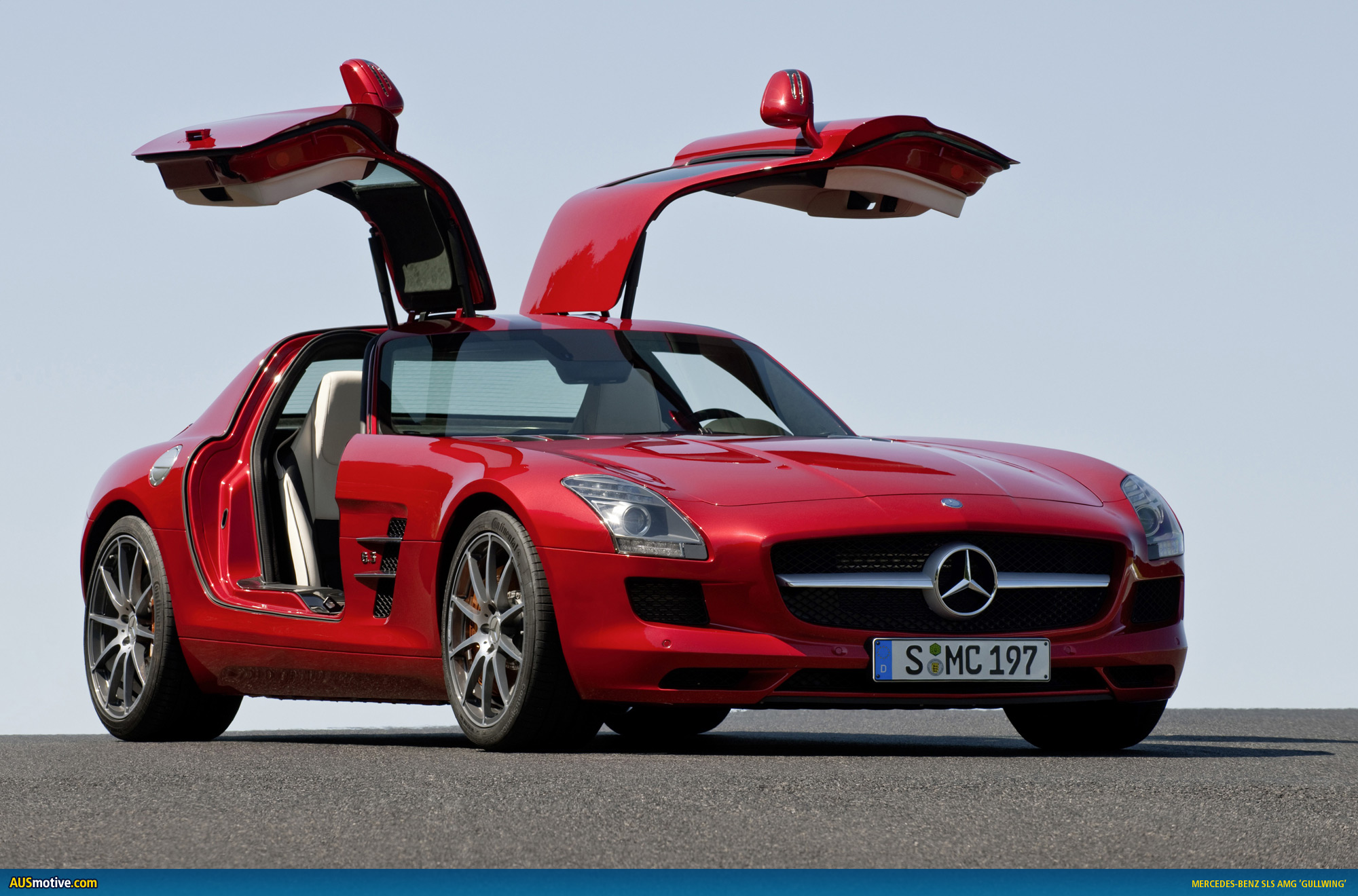 2010 mercedes benz sls amg photo gallery for Mercedes benz amg 6 3