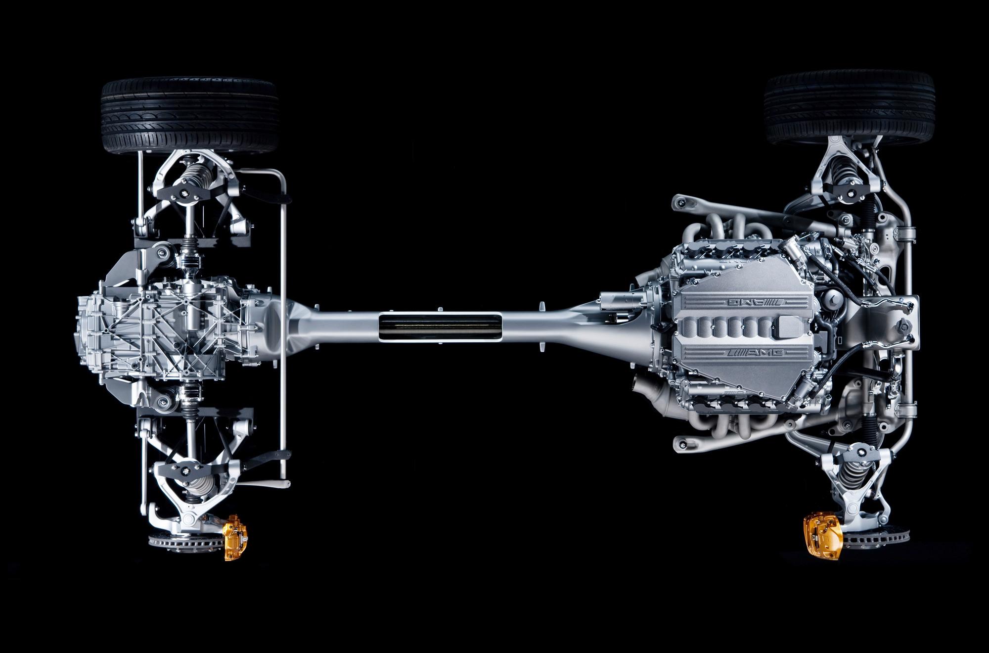 Ausmotive Com 187 2010 Mercedes Benz Sls Amg Gullwing