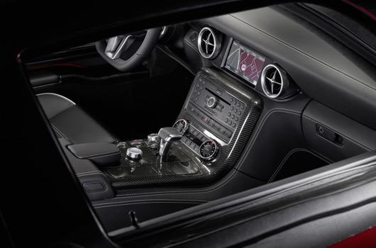 Mercedes-Benz SLS AMG 'Gullwing'