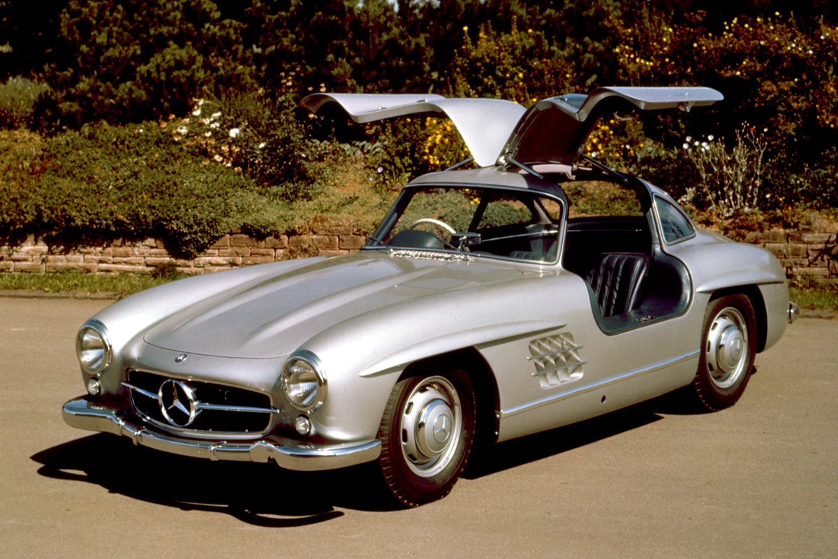mercedes benz celebrates 50 years in australia